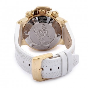 The White Strap of the Invicta Invicta Women's B002VRSV6A