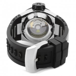 Automatic movement of the Invicta Men's Subaqua Noma IV Automatic Polyurethane Quartz Watch 0521