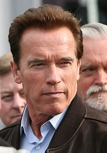 Photo of Arnold Schwarzenegger