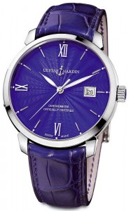 Photo of the Ulysse Nardin San Marco Blue Men's Watch 8150-111-2/23